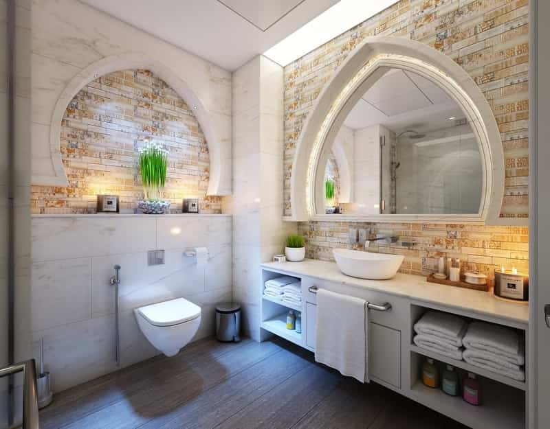 Top Guide To Luxury Bathroom Decor
