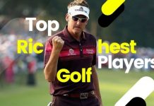 Top Richest Golf Players