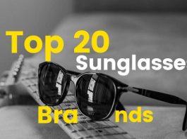 Top 20 Sunglasses Brands