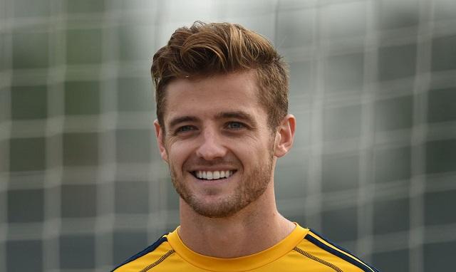 good looking footballers