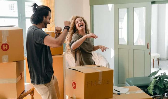 House Moves For Newlyweds