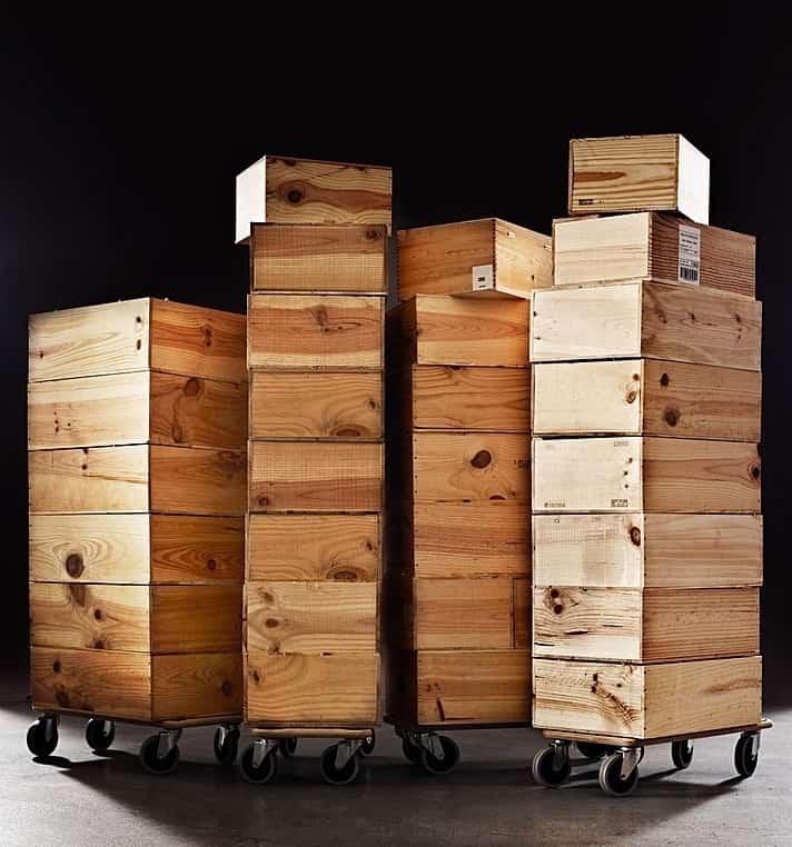 Wooden Custom Crates