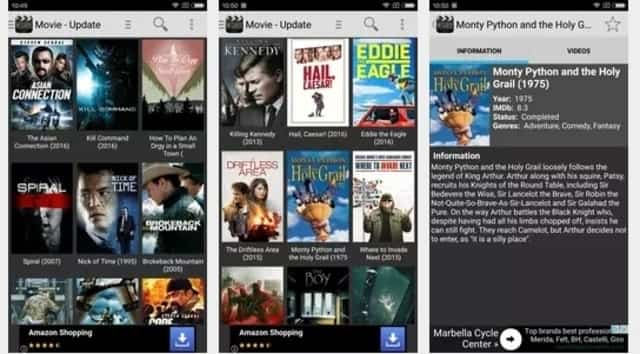 Download Free Movie Apps