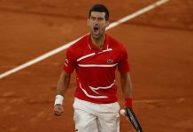 Novak Djokovic books blockbuster French Open final Rafael Nadal