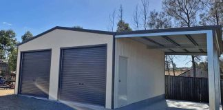 Shed or Garage for Your Property