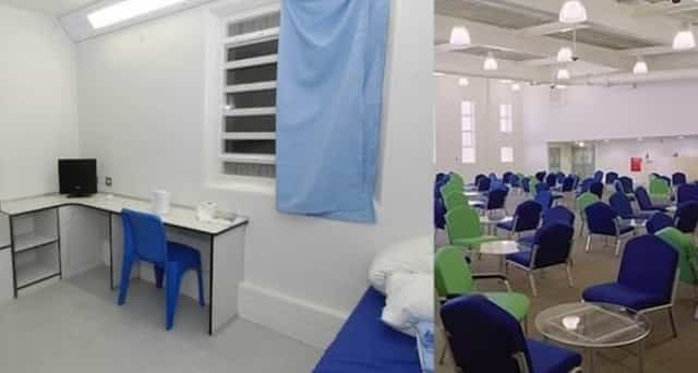 most luxurious prisons