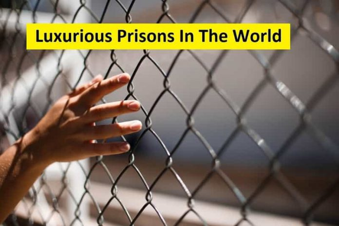 luxurious prison