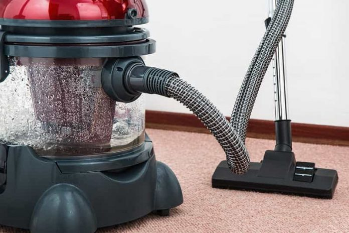 professional carpet cleaner