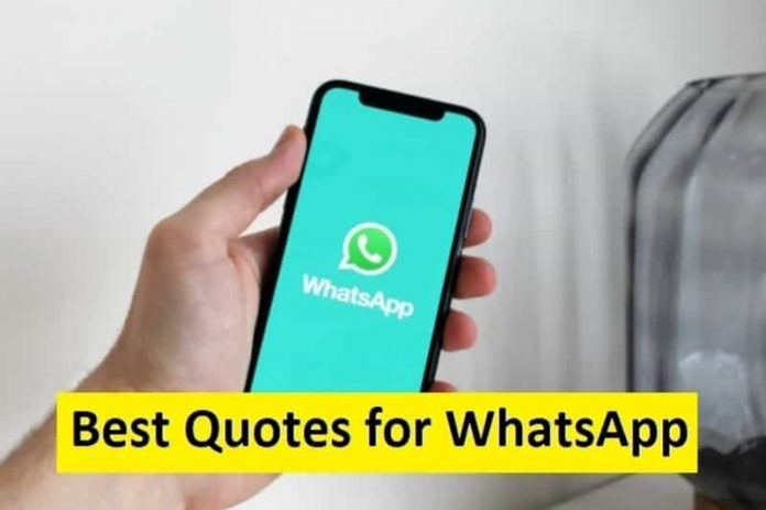quotes for whatsapp