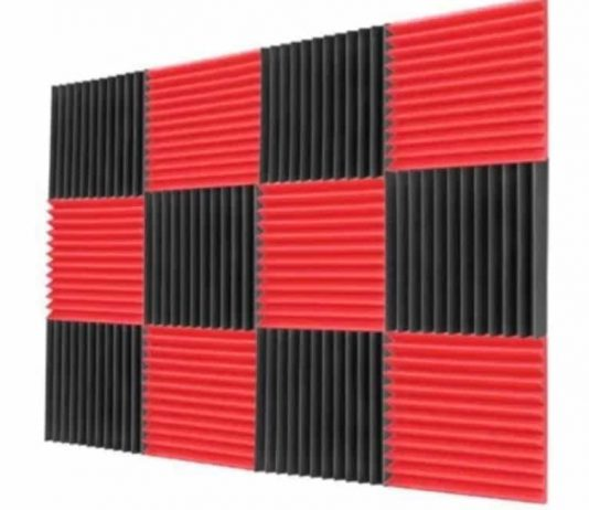 acoustic panels and soundproofing
