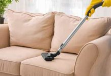 Upholstery Needs Cleaning