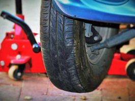 Change Your Tires