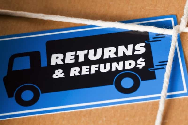 mattress return policy