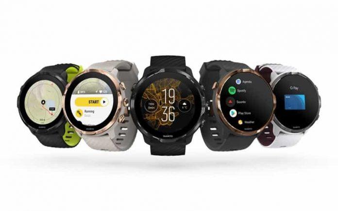 SUUNTO 7 Watch Models