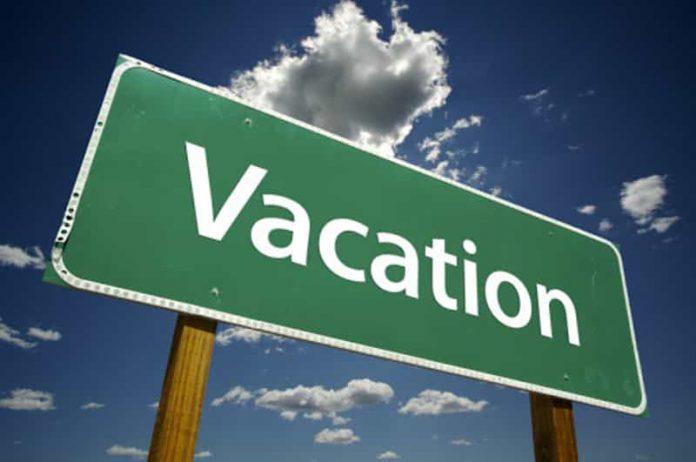 Vacation Green