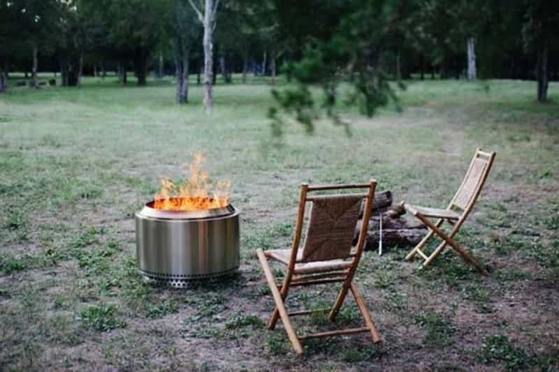 Firepit At Home