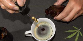 Caffeine and CBD